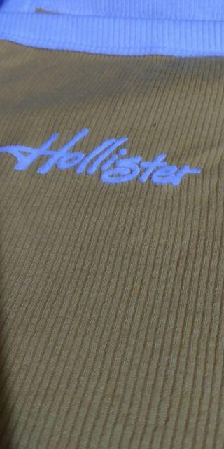 Camiseta de tirantes Hollister mujer