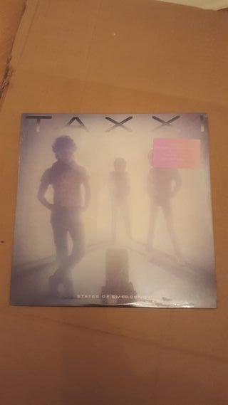 TAXXI vinilo rock