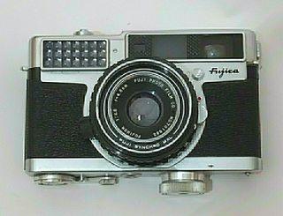 Cámara Fujica 35 SE