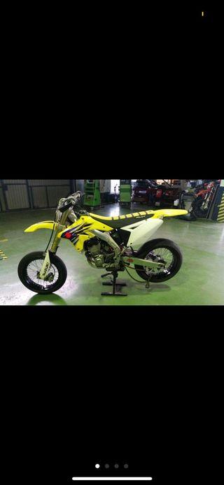 Ruedas supermotard Suzuki rmz 250