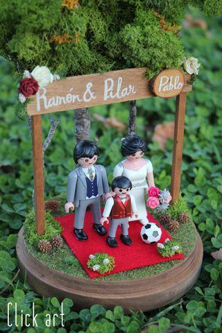 Playmobil Novios boda
