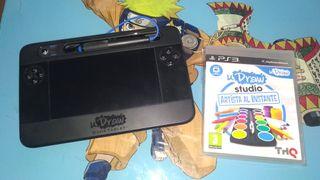 PS3 juego + tablet: uDraw Studio