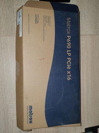 Matrox P690 LP PCIe X16