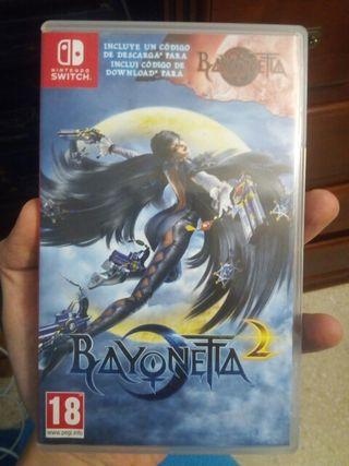 (€ Negociable) Bayonetta 2 (sin el uno)