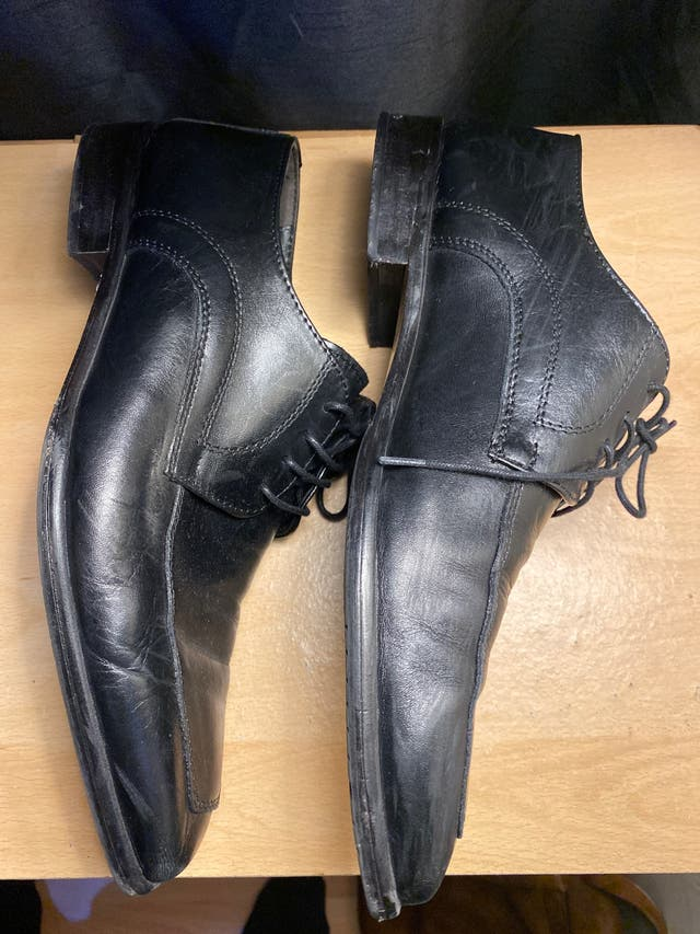 Social Leather Shoes