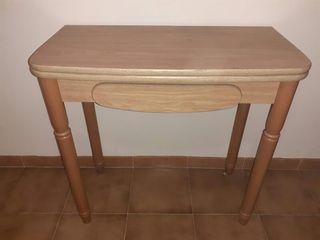 Mesa silla y banqueta de cocina