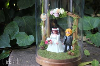 Playmobil boda Novios personalizados