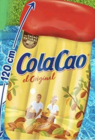 Disfraz Colacao Carnaval colchoneta (leer todo)