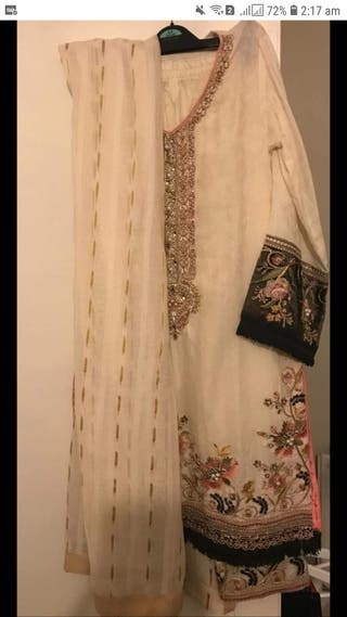 pakistani indian dress brand new