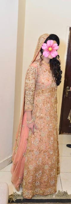 pakistani indian wedding dress mexi