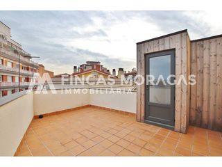 Ático en alquiler en Centre - Estació en Sant Cugat del Vallès
