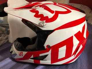 Casco motocross o enduro