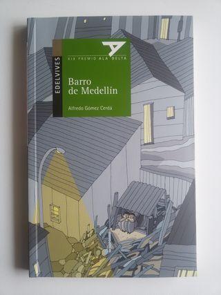 """Libro """"Barro de Medellín"""". 1º ESO"""