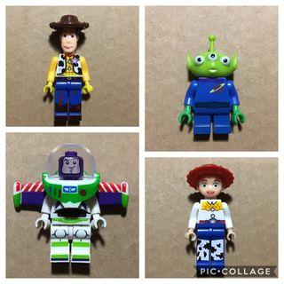 Toy Story Buzz Lightyear, Woody