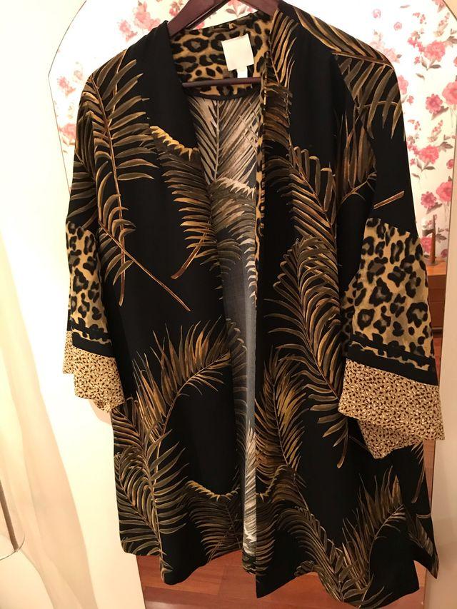 Kimono largo