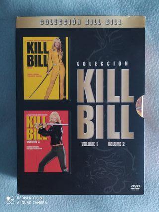 DVD Edición Coleccionista Kill Bill