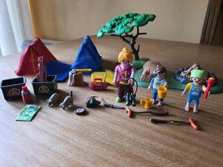 6888 Playmobil Campamento de verano