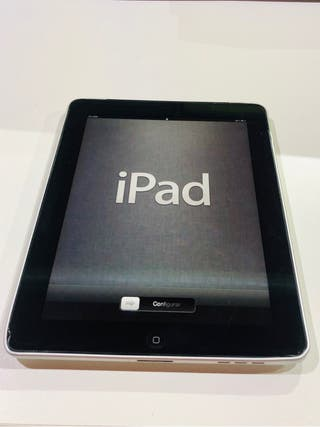 iPad 1 16GB con ranura para SIM