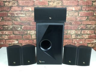 Altavoces 5.1 Infinity Minuette MPS