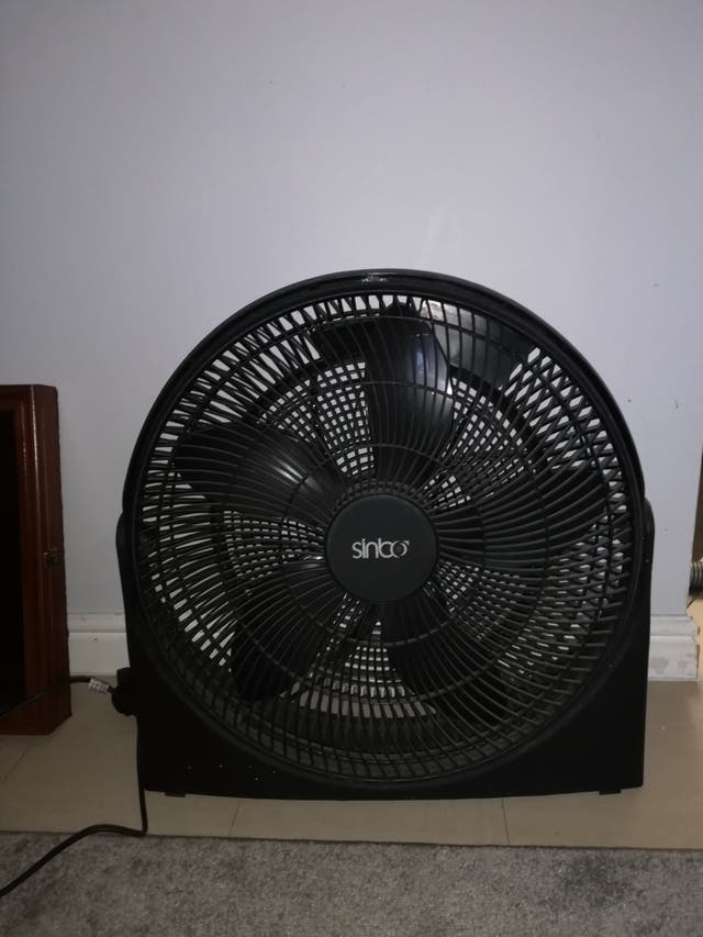 LARGE SINBO FAN