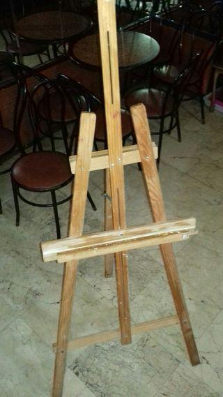 Atril de pintura