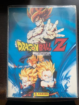 Albums dragon ball
