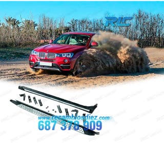 ESTRIBERAS LATERALES BMW X4 F26 14-