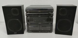 Equipo De Música Philips FP9300