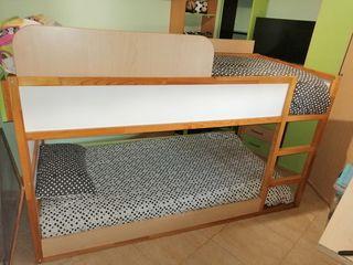 cama litera