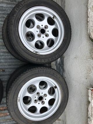 Llanta aluminio mini