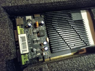 Tarjeta gráfica Nvidia GeForce 7600GS 512mb V-RAM