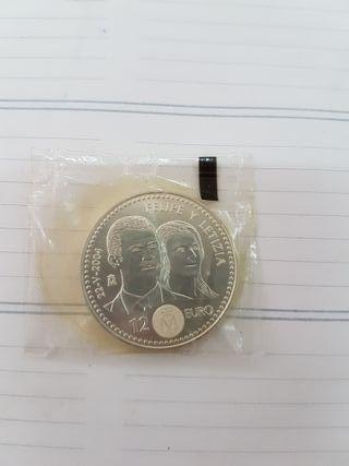 Moneda conmemorativa de 12 €