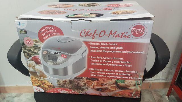 Robot cocina Chef-o-matic pro