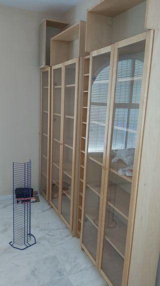 Muebles estanterías Ikea Billy