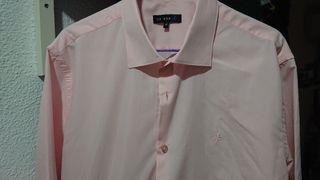 Camisa caballero rosa Die-Bye