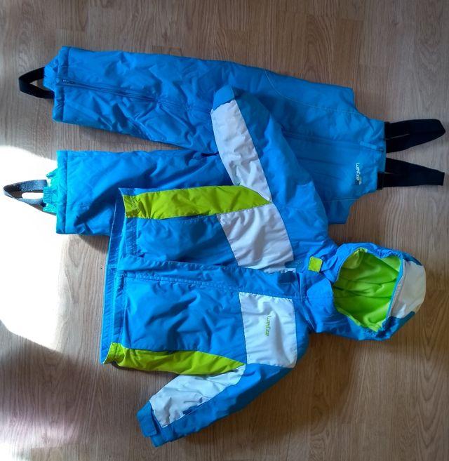 Conjunto completo nieve/esquí 2-4 años Decathlon
