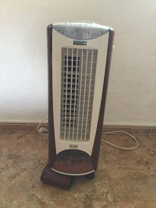 Aire acondicionado y calefactor