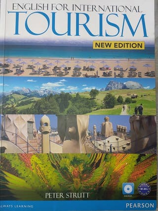 Libro English for International Tourism