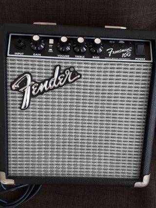 Amplificador guitarra Fender 10 G