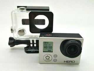 GoPro Hero 3 Edición Blanca Camcorder