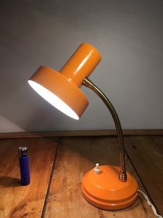 Lámpara flexo vintage