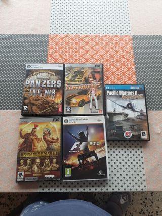 se venden estos 5 videojuegos