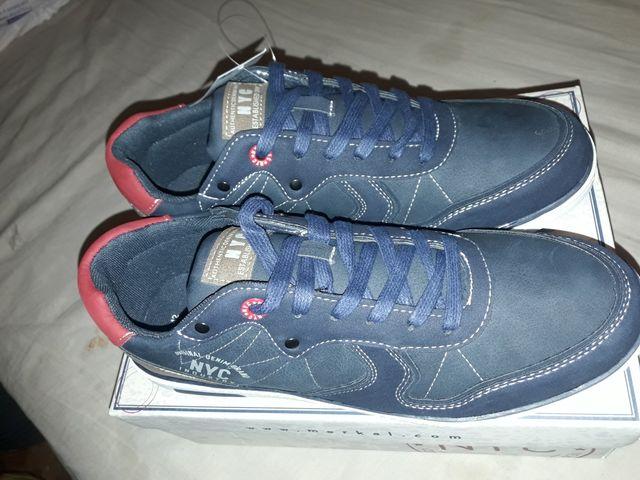 zapatillas de hombre nuevas