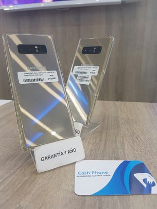 Samsung Galaxy Note 8 64GB 4GB RAM Gold Ocasión