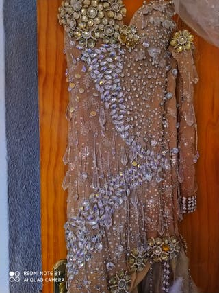 Vestido novia/fiesta gitana