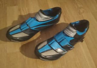 CHOLLO 2 pares Zapatillas SHIMANO T44