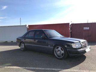 Mercedes-Benz 250 Turbo W124 1991