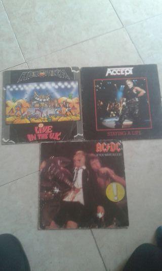 discos vinilo heavy metal