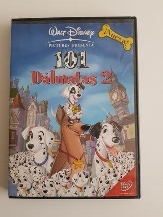 DVD 101 Dalmatas 2