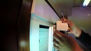 instaladores estores mosquiteras cortinas plisadas
